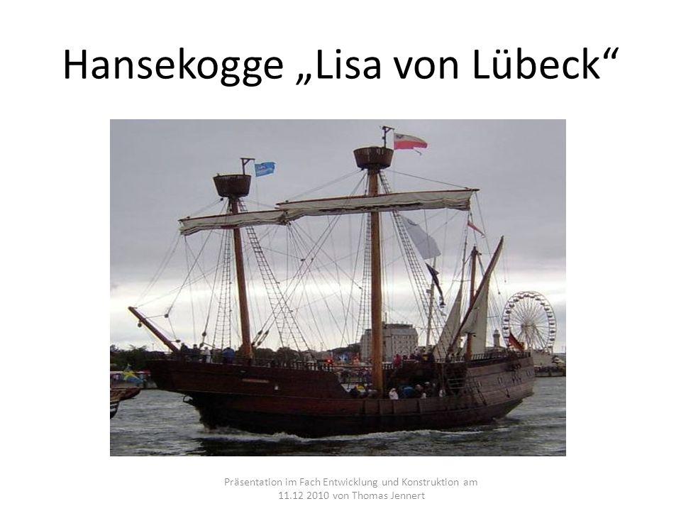 """Hansekogge """"Lisa von Lübeck"""