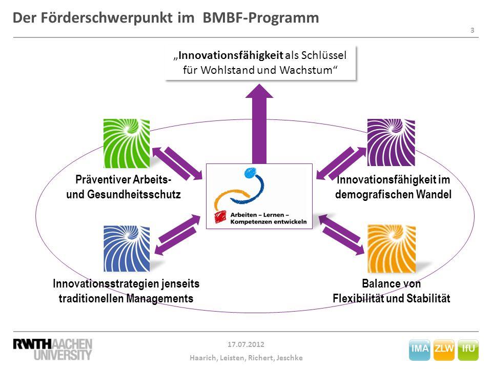 Der Förderschwerpunkt im BMBF-Programm