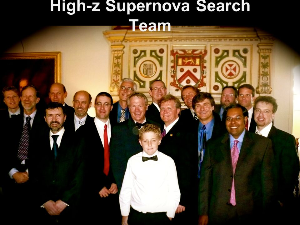 High-z Supernova Search Team