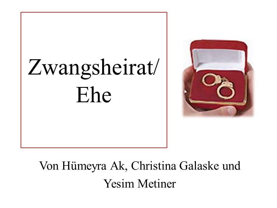 Von Hümeyra Ak, Christina Galaske und Yesim Metiner
