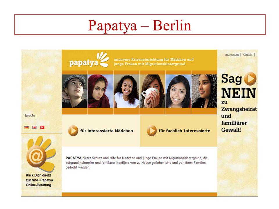 Papatya – Berlin