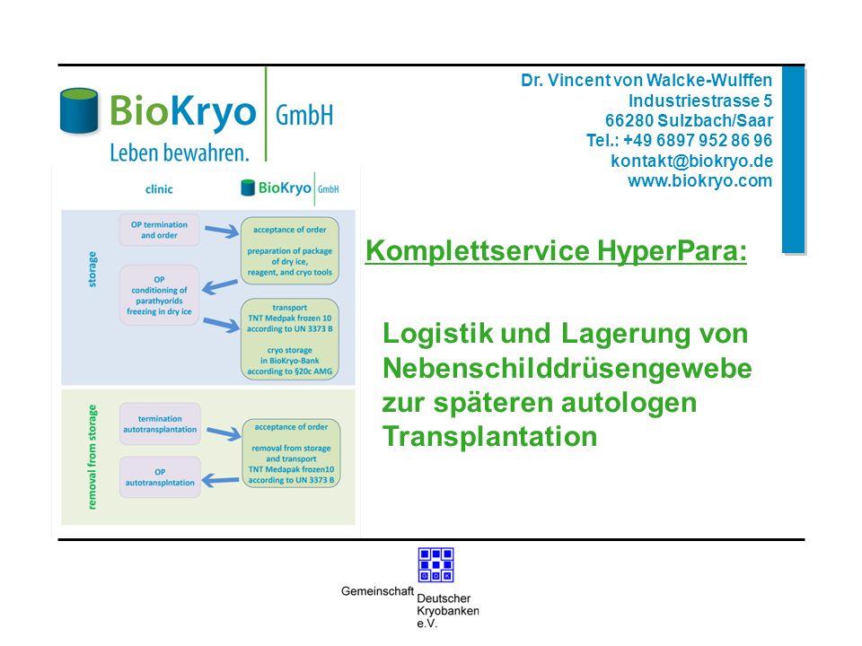 Komplettservice HyperPara:
