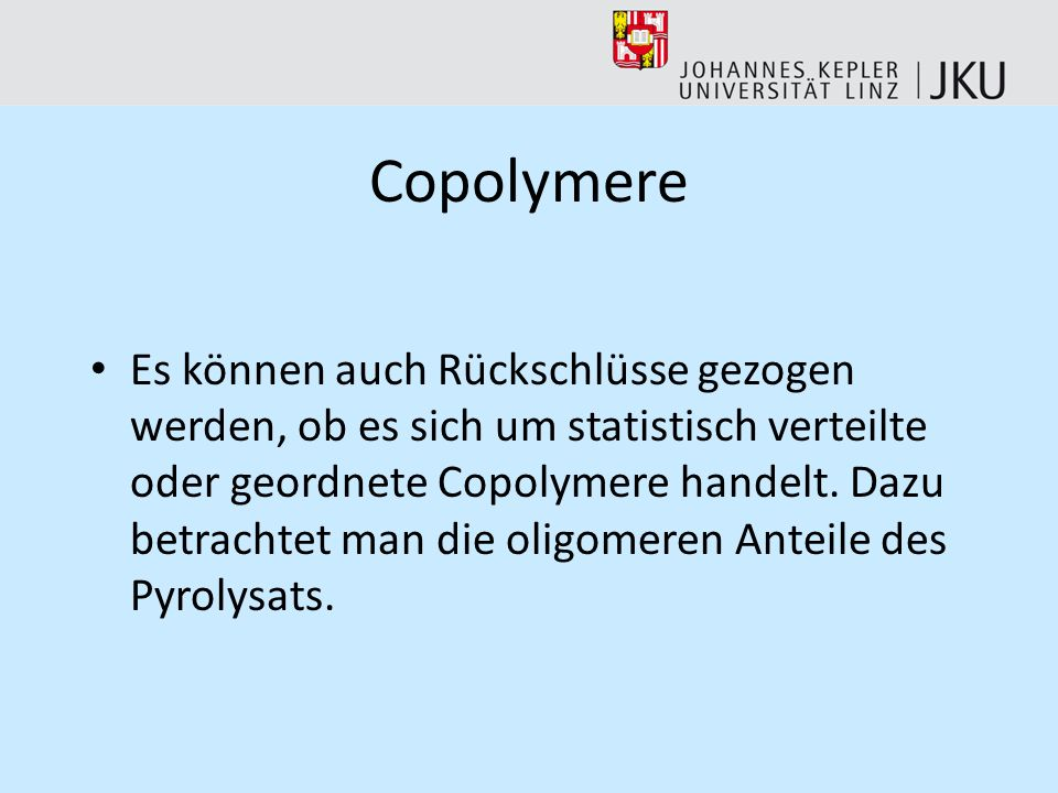 Copolymere