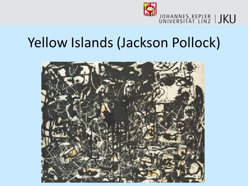 Yellow Islands (Jackson Pollock)