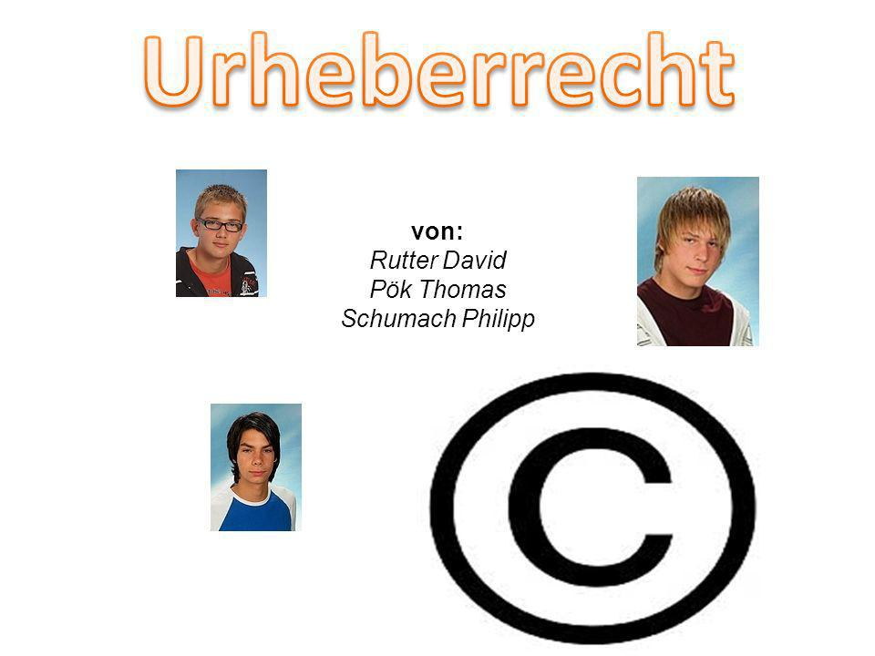 von: Rutter David Pök Thomas Schumach Philipp