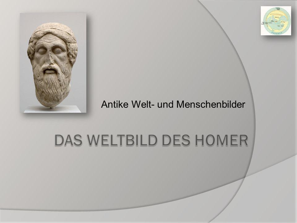 Antike Welt- und Menschenbilder