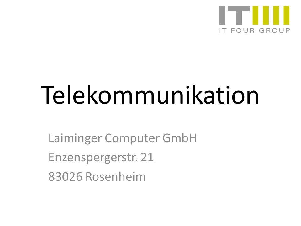 Laiminger Computer GmbH Enzenspergerstr. 21 83026 Rosenheim