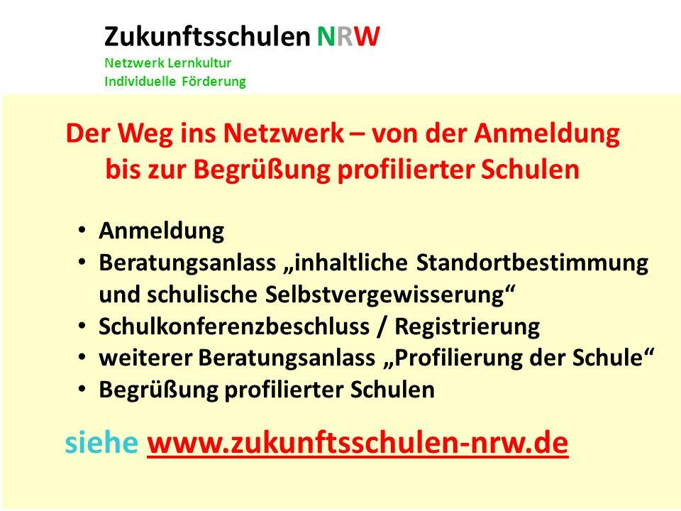 siehe www.zukunftsschulen-nrw.de