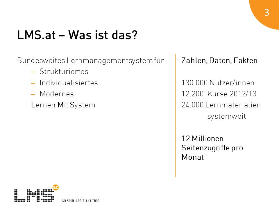 LMS.at – Was ist das Bundesweites Lernmanagementsystem für
