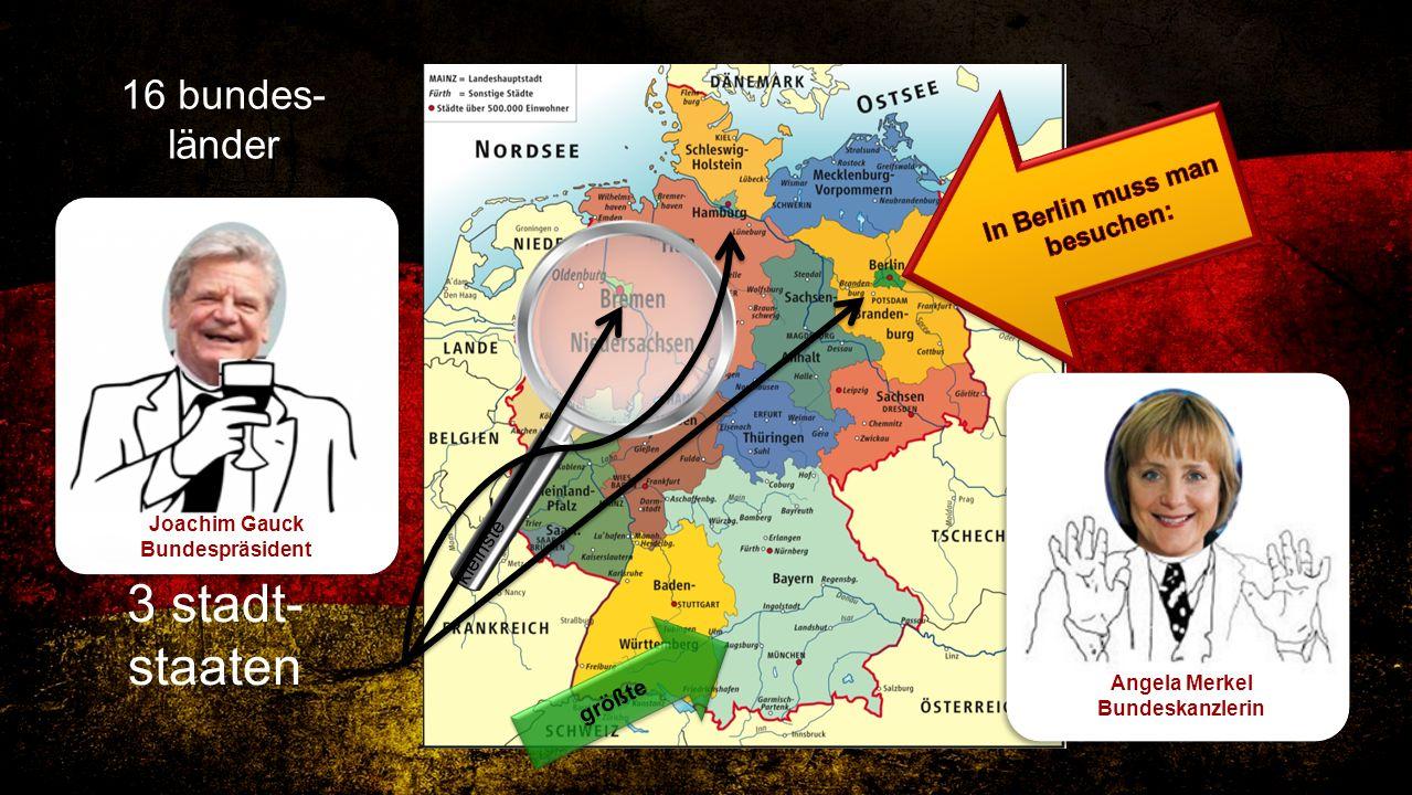 In Berlin muss man besuchen: