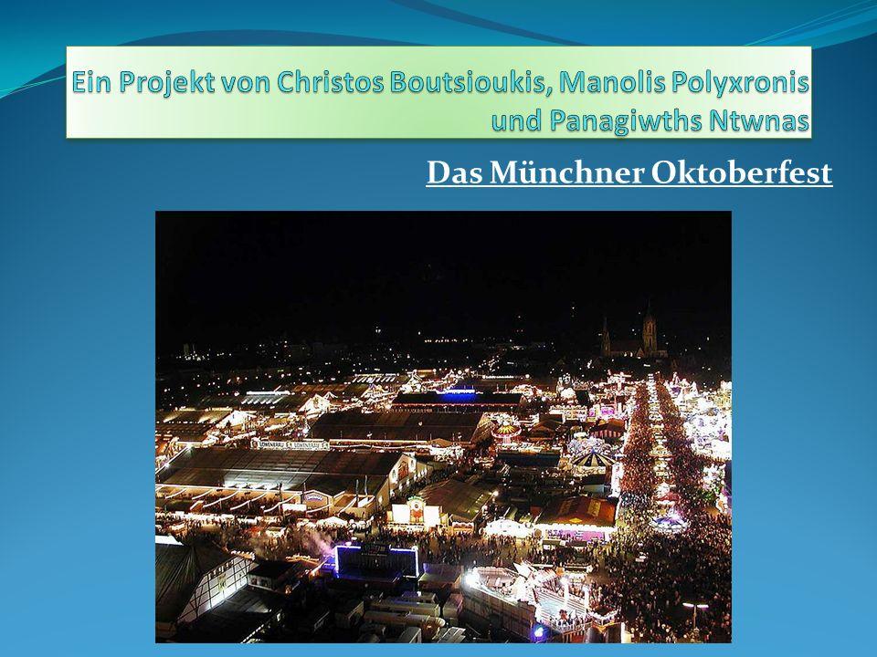 Das Münchner Oktoberfest
