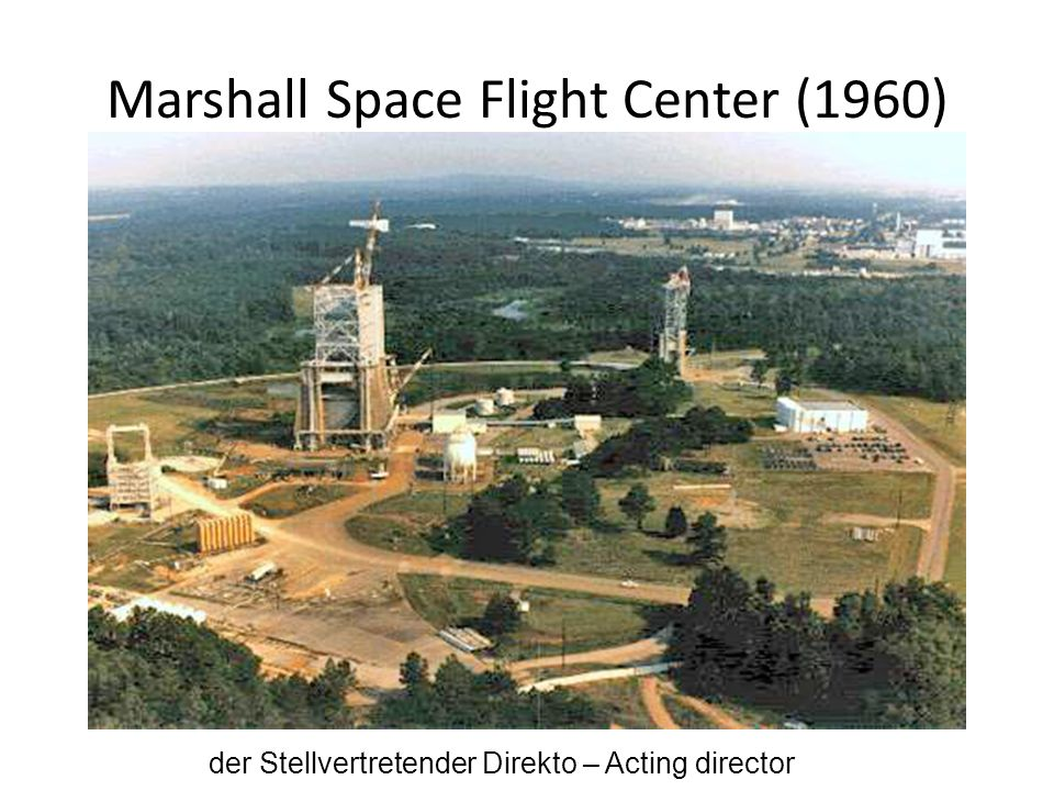 Marshall Space Flight Center (1960)