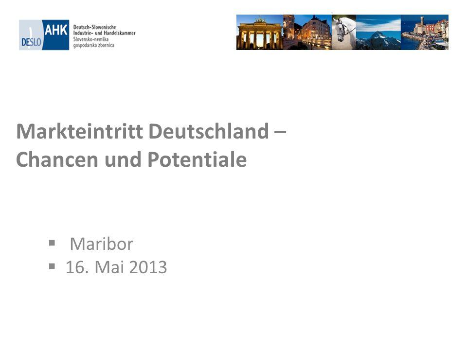 Markteintritt Deutschland – Chancen und Potentiale
