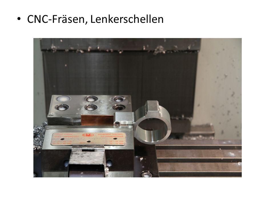 CNC-Fräsen, Lenkerschellen