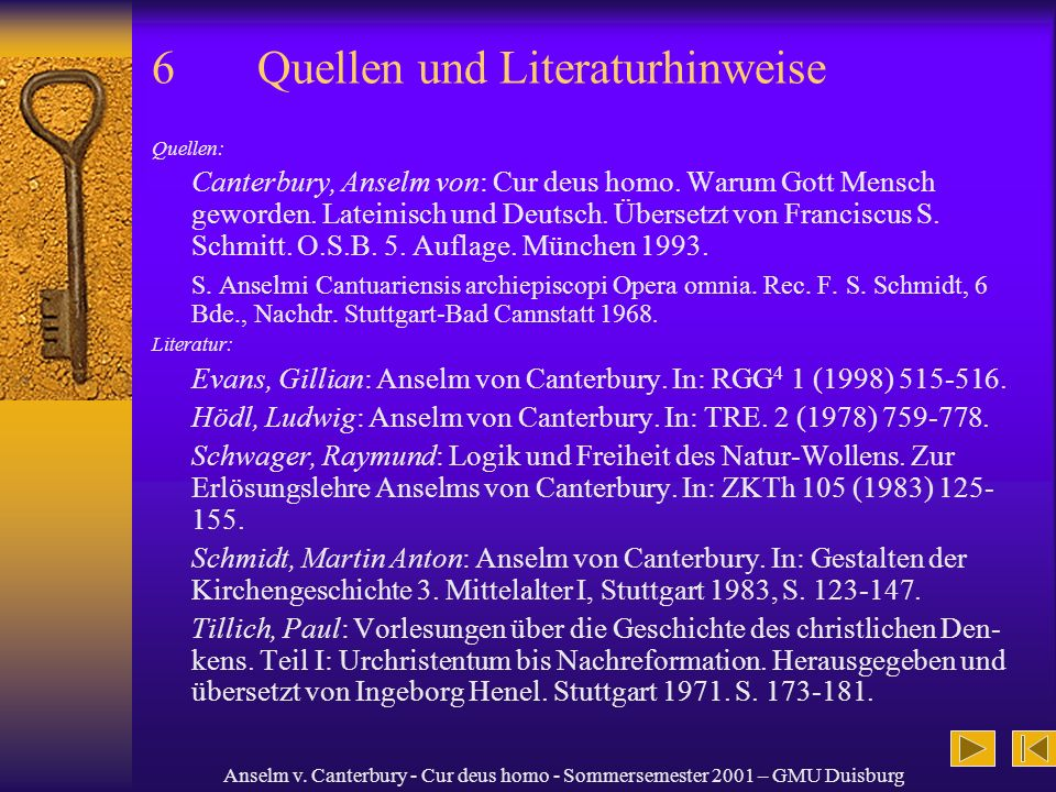 6 Quellen und Literaturhinweise