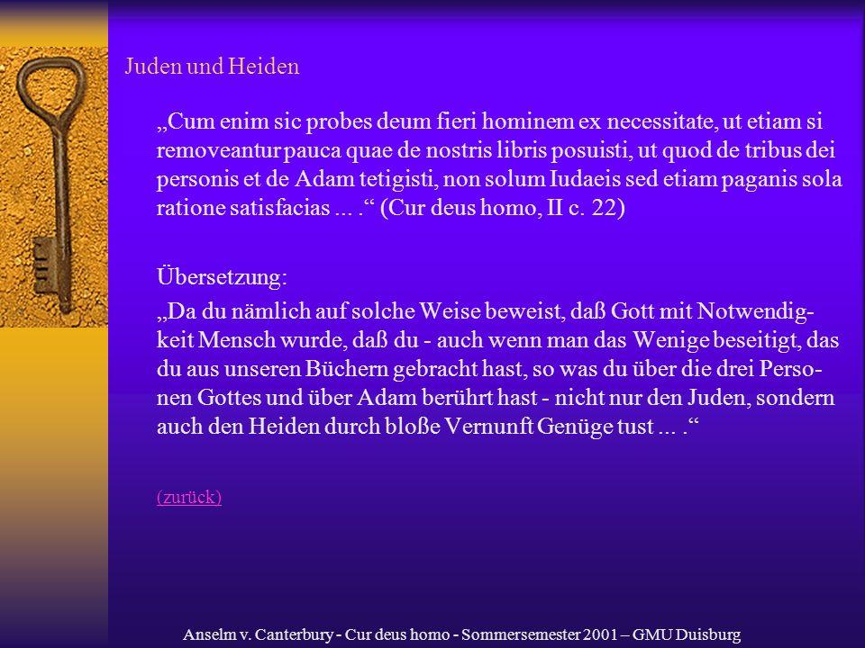 Juden und Heiden