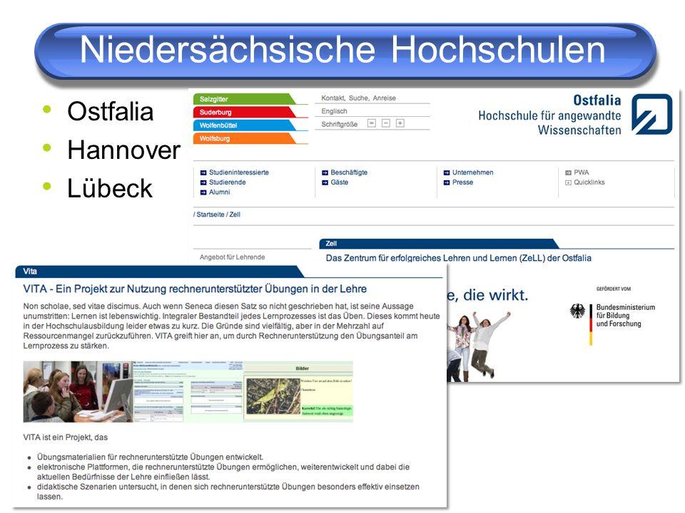 Niedersächsische Hochschulen