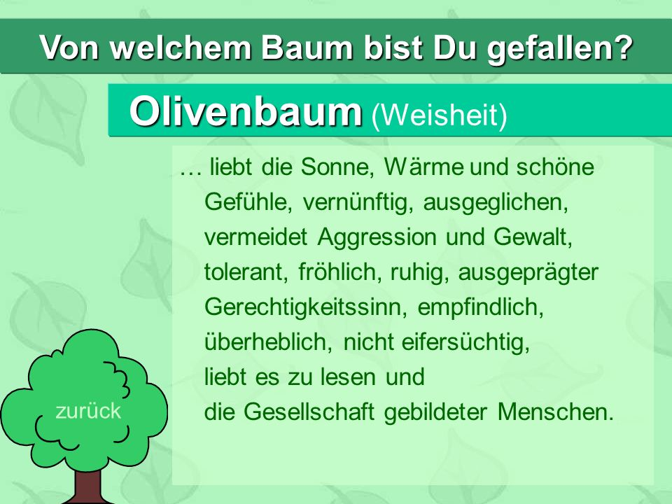 Olivenbaum (Weisheit)