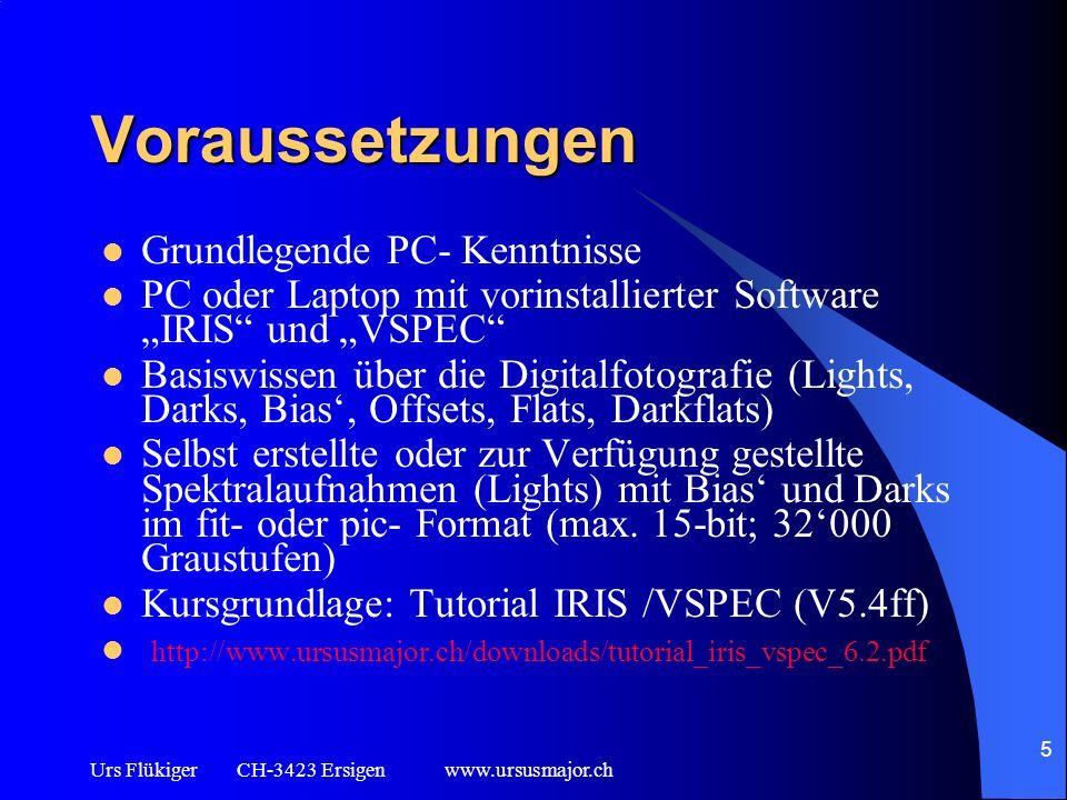 Voraussetzungen Grundlegende PC- Kenntnisse
