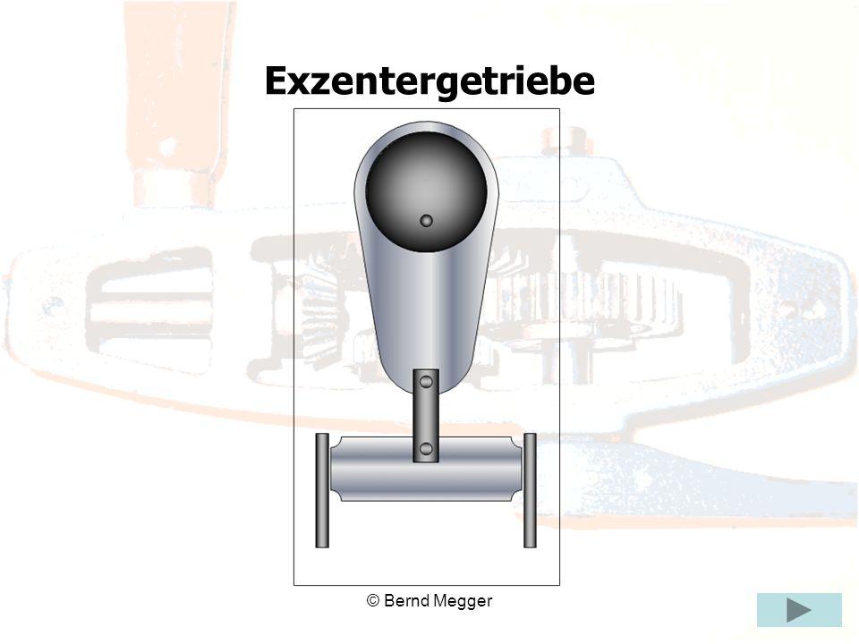 Exzentergetriebe © Bernd Megger