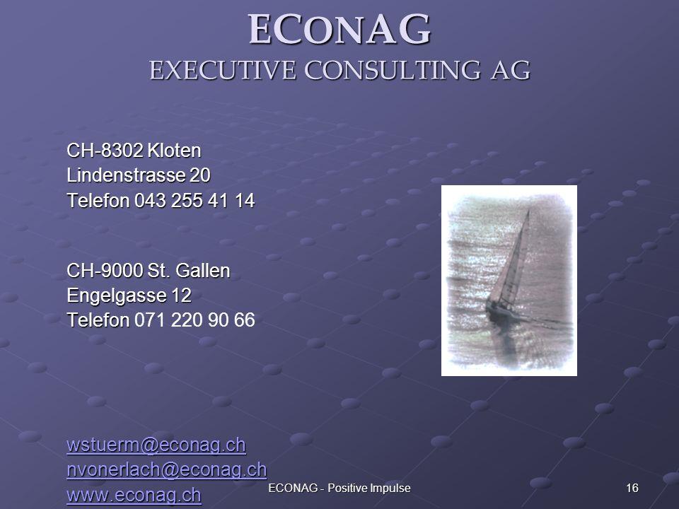 ECONAG EXECUTIVE CONSULTING AG