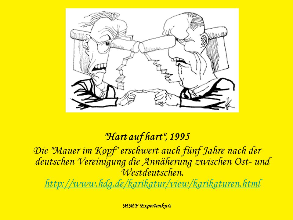 Hart auf hart , 1995