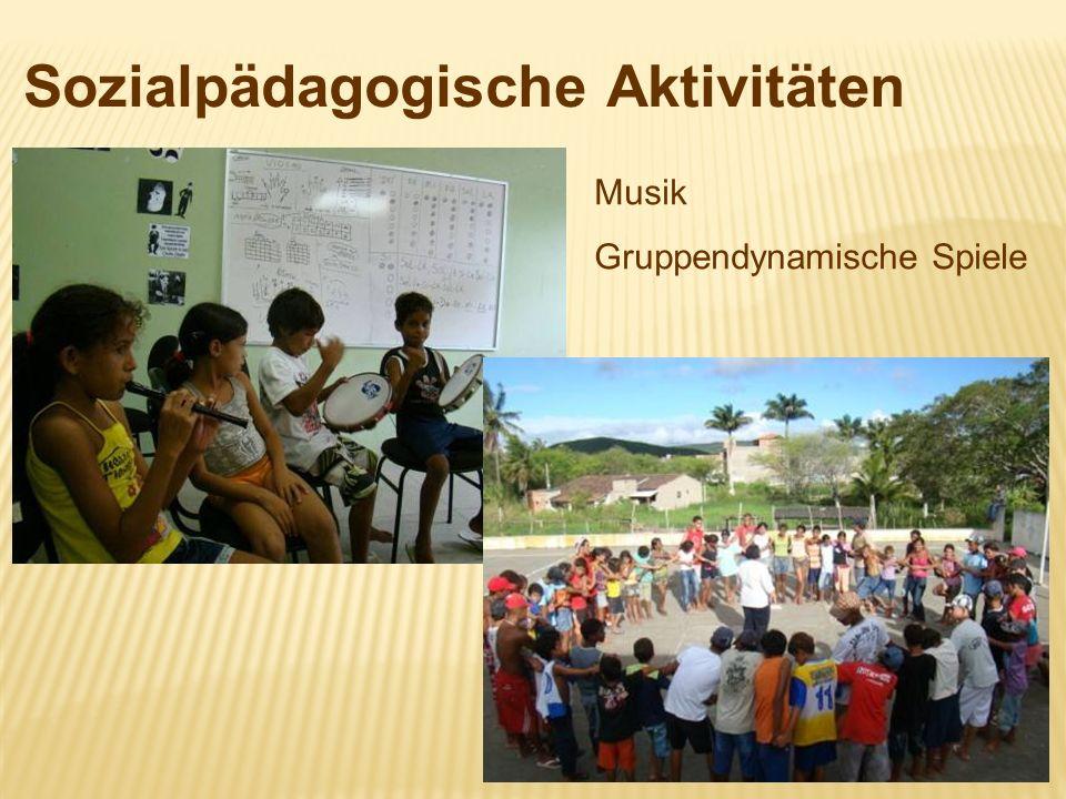 Sozialpädagogische Aktivitäten