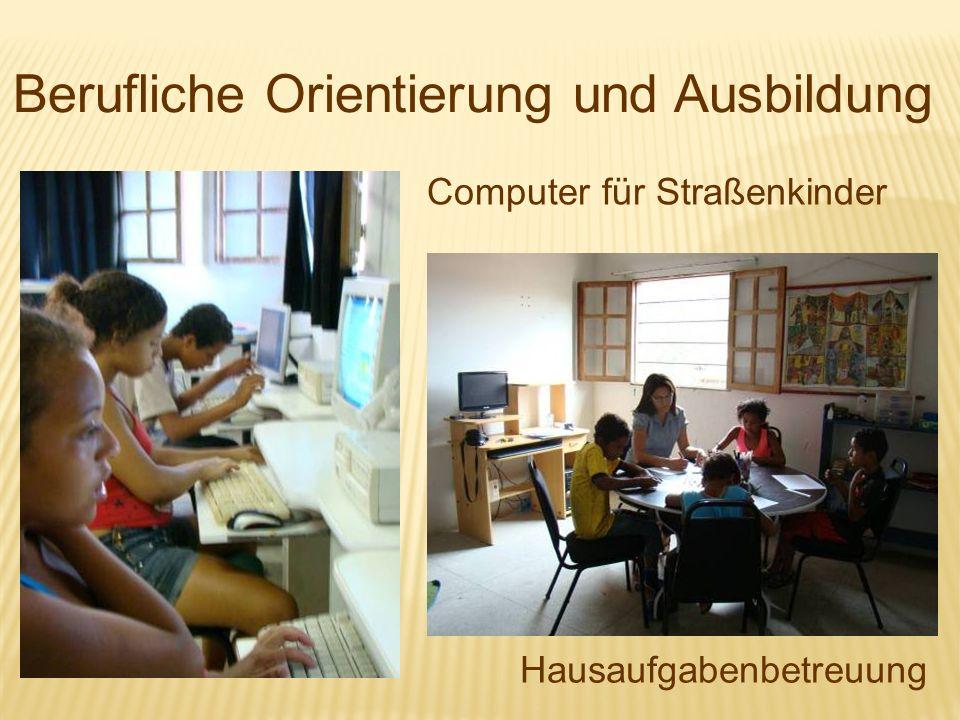 Berufliche Orientierung und Ausbildung