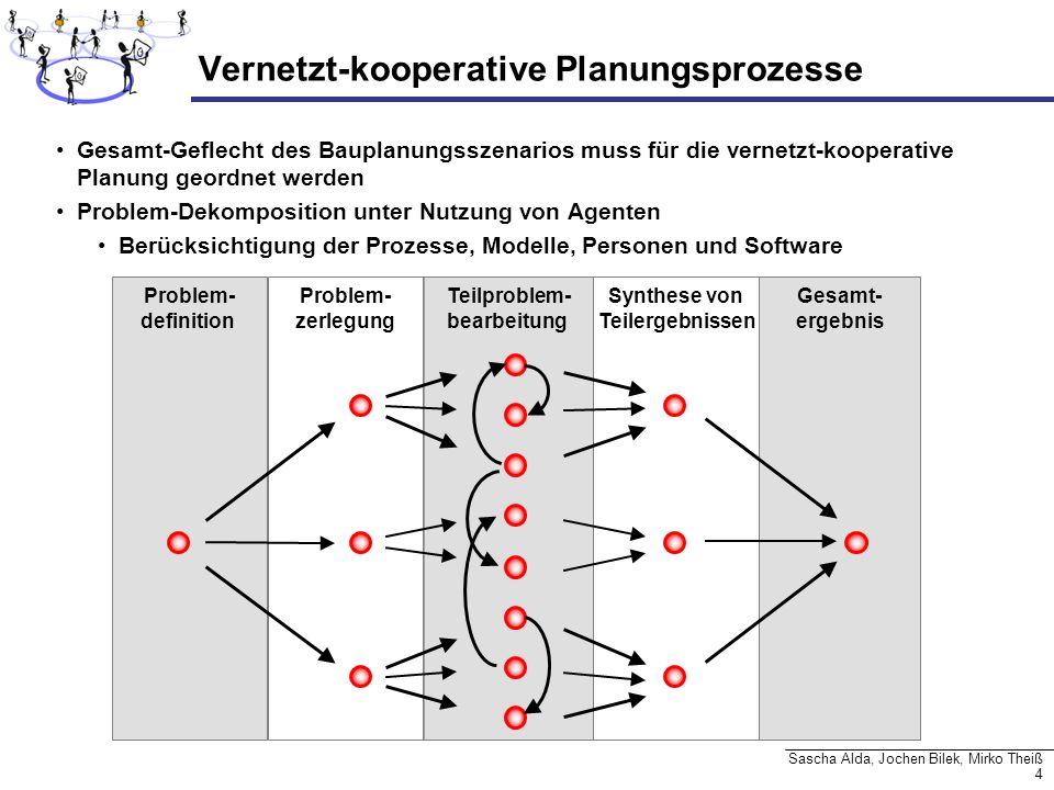 Vernetzt-kooperative Planungsprozesse