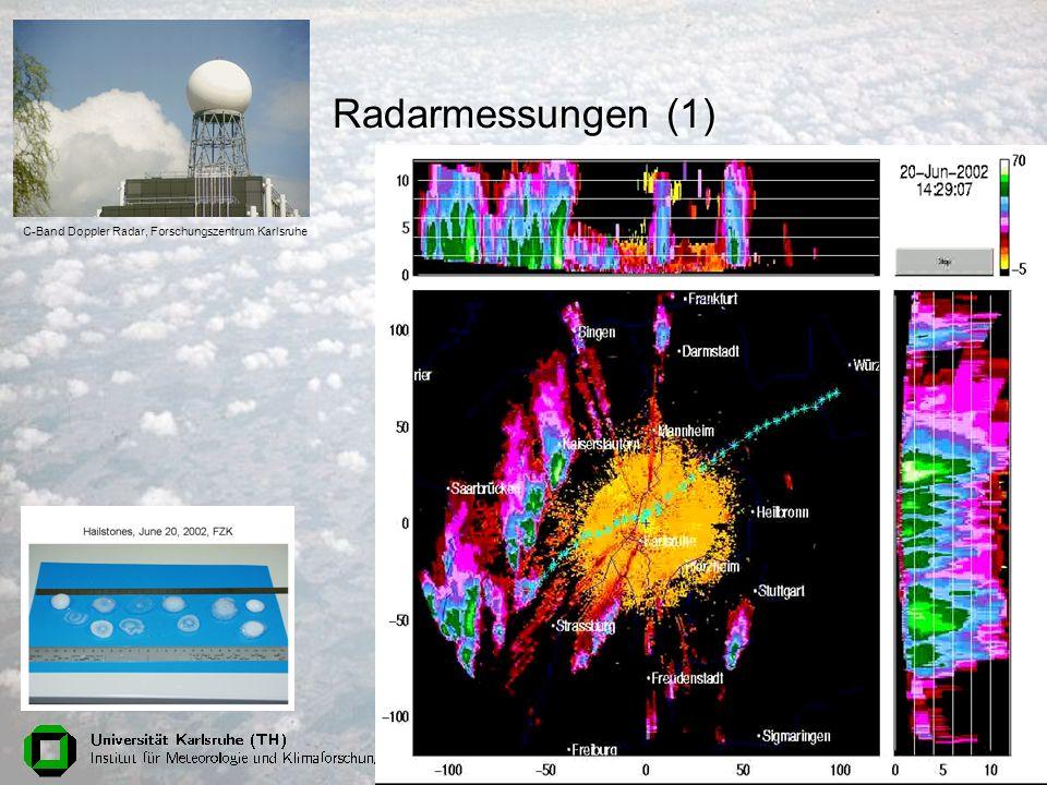 C-Band Doppler Radar, Forschungszentrum Karlsruhe