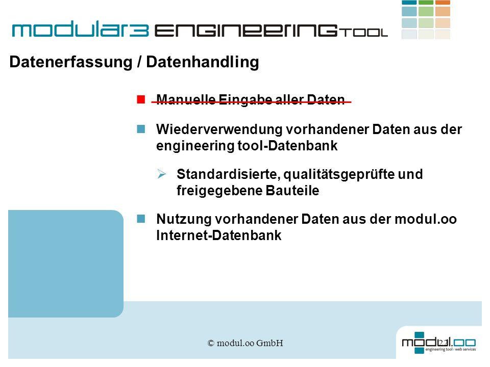 Datenerfassung / Datenhandling
