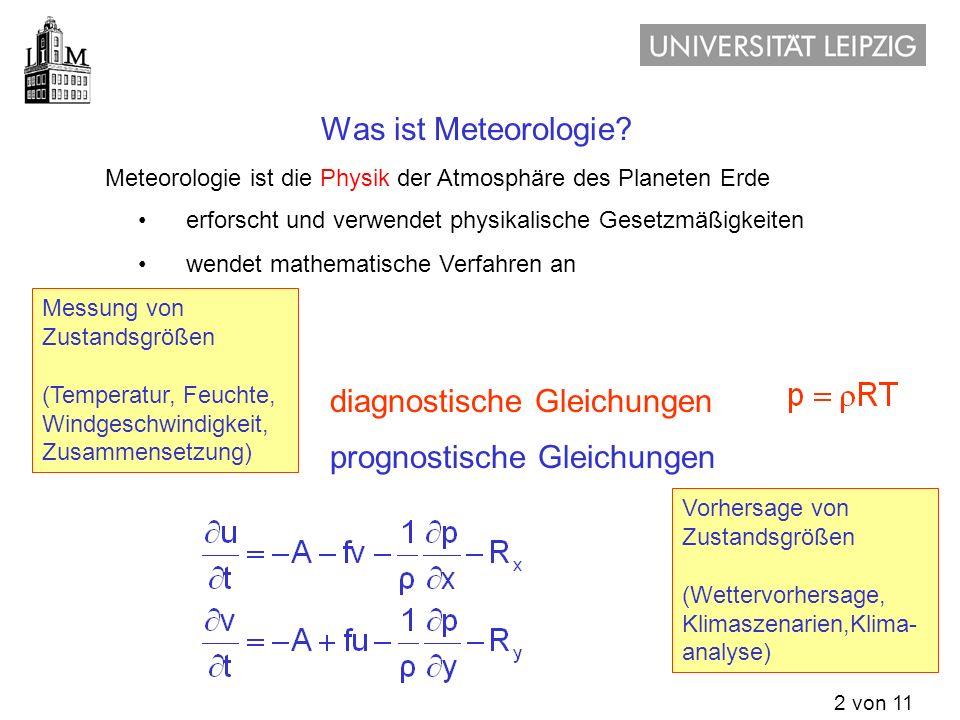 diagnostische Gleichungen