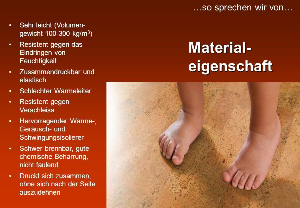 Material- eigenschaft