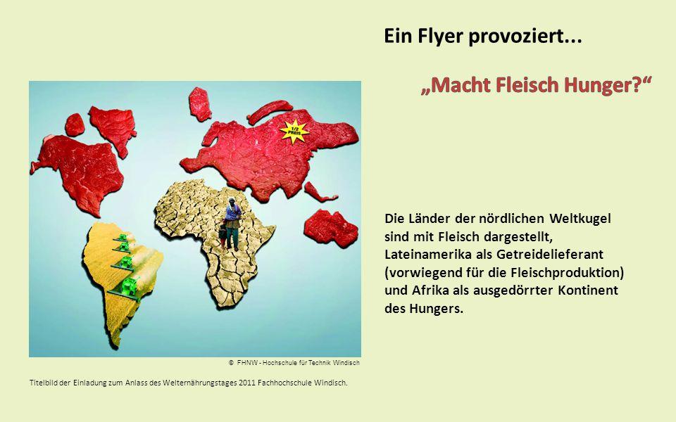 """Macht Fleisch Hunger"