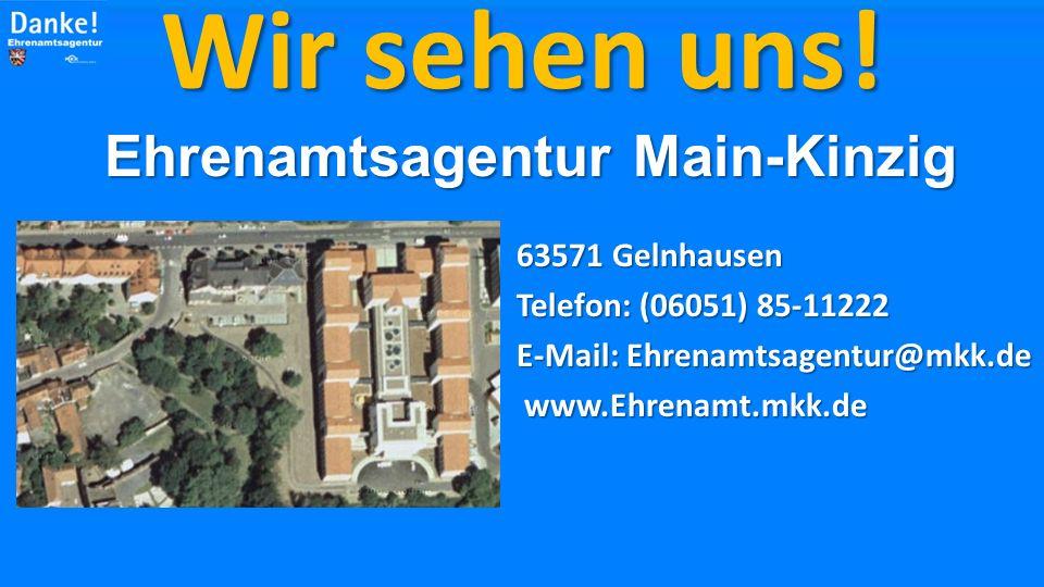 Ehrenamtsagentur Main-Kinzig