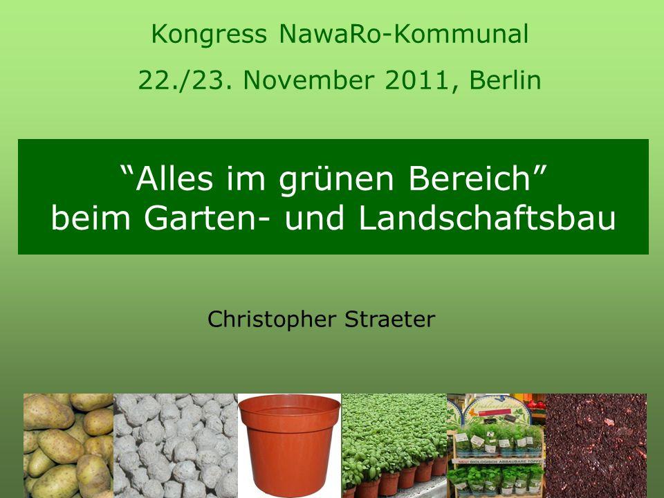 Alles im grünen Bereich beim Garten- und Landschaftsbau