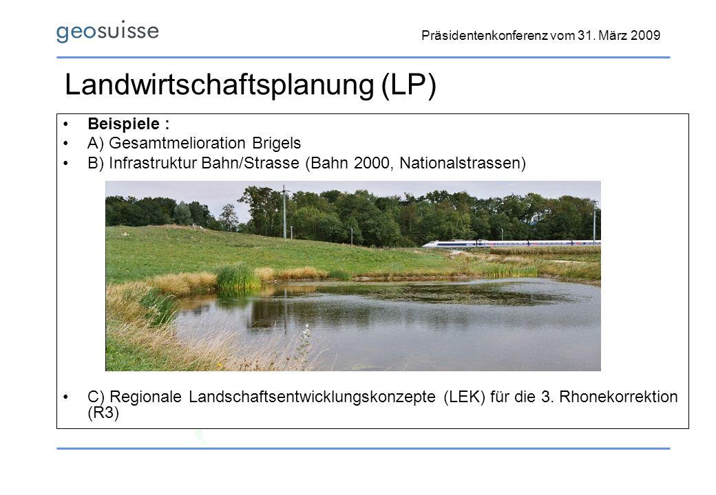 Landwirtschaftsplanung (LP)