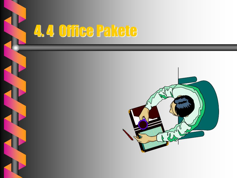 4. 4 Office Pakete