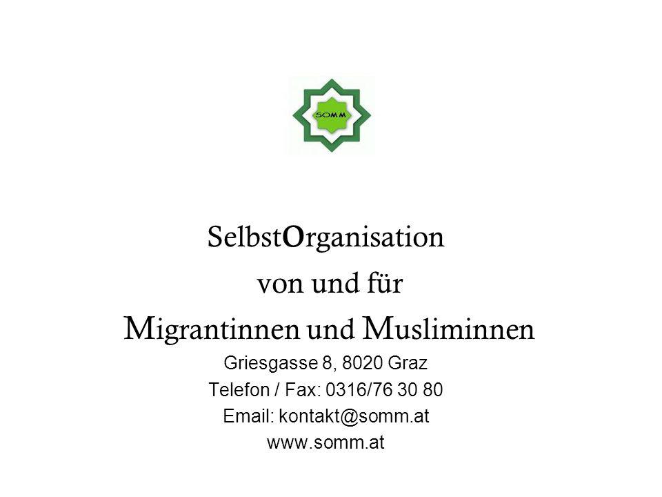 Migrantinnen und Musliminnen