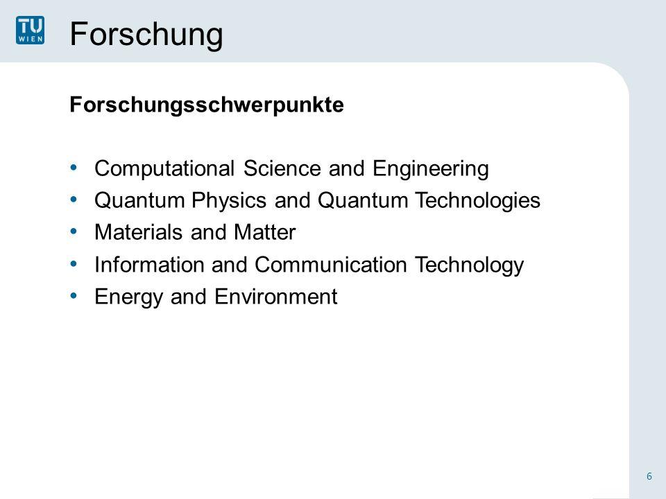 Forschung Forschungsschwerpunkte Computational Science and Engineering