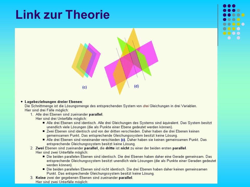 Link zur Theorie