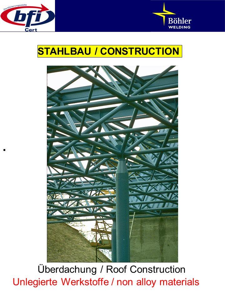 STAHLBAU / CONSTRUCTION