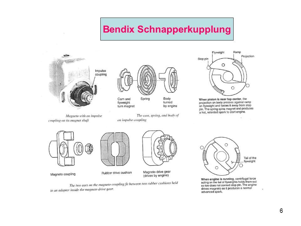 Bendix Schnapperkupplung