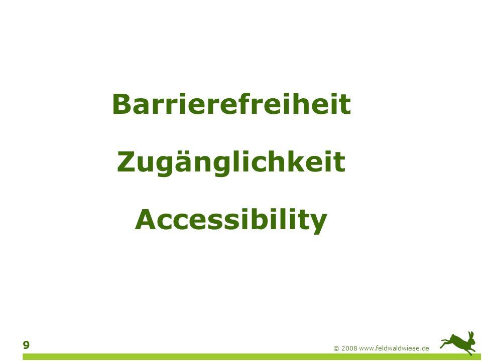 Barrierefreiheit Zugänglichkeit Accessibility