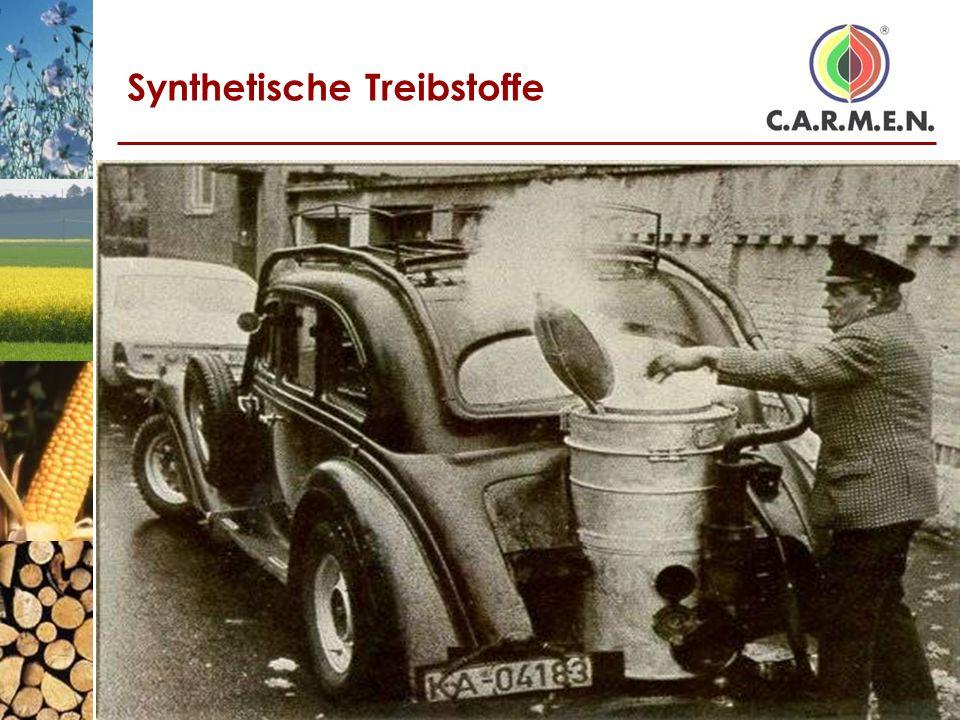 Synthetische Treibstoffe
