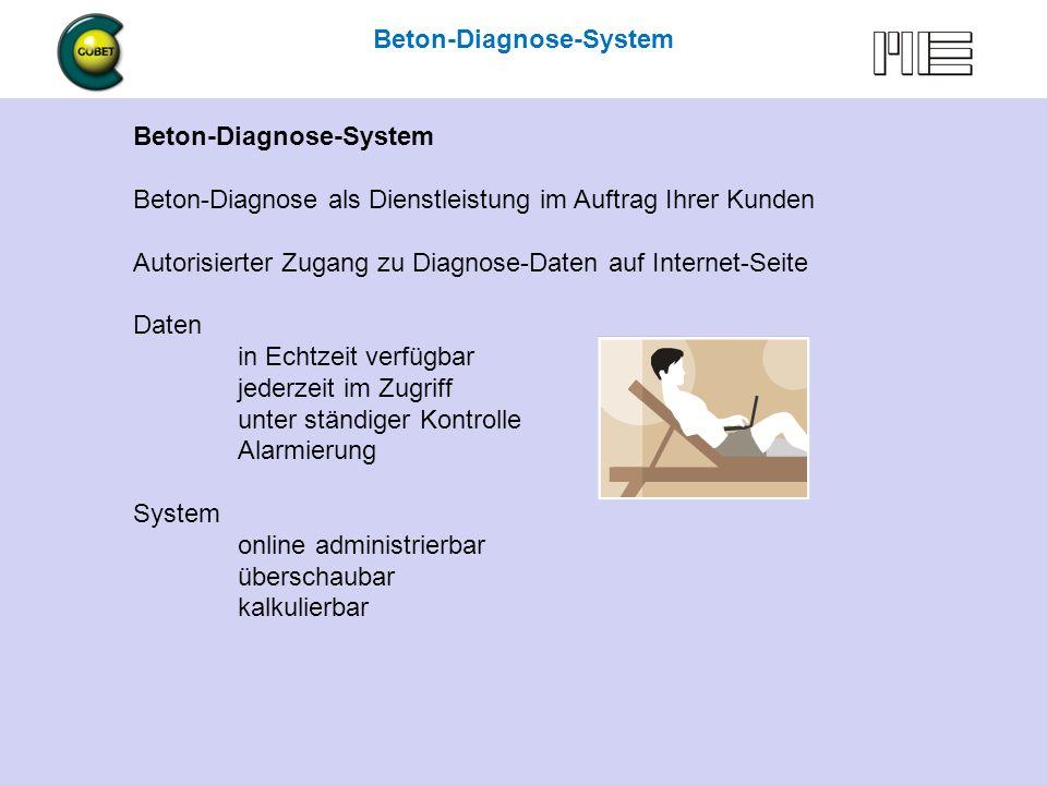 Beton-Diagnose-System