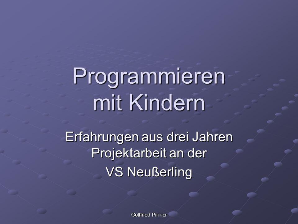 Programmieren mit Kindern