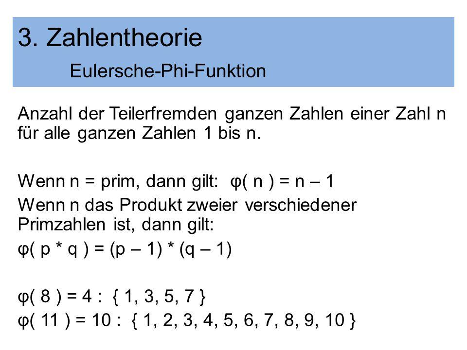 3. Zahlentheorie Eulersche-Phi-Funktion