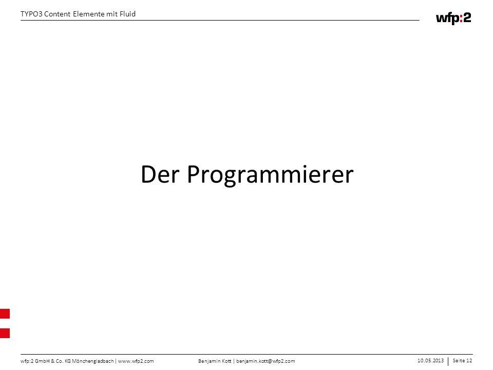 Der Programmierer