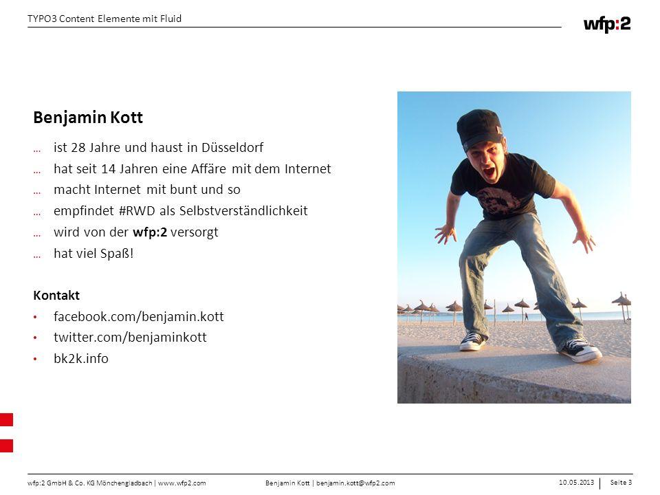 Benjamin Kott ist 28 Jahre und haust in Düsseldorf